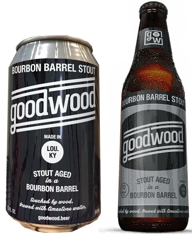 Goodwood Bourbon Barrel Stout Beer