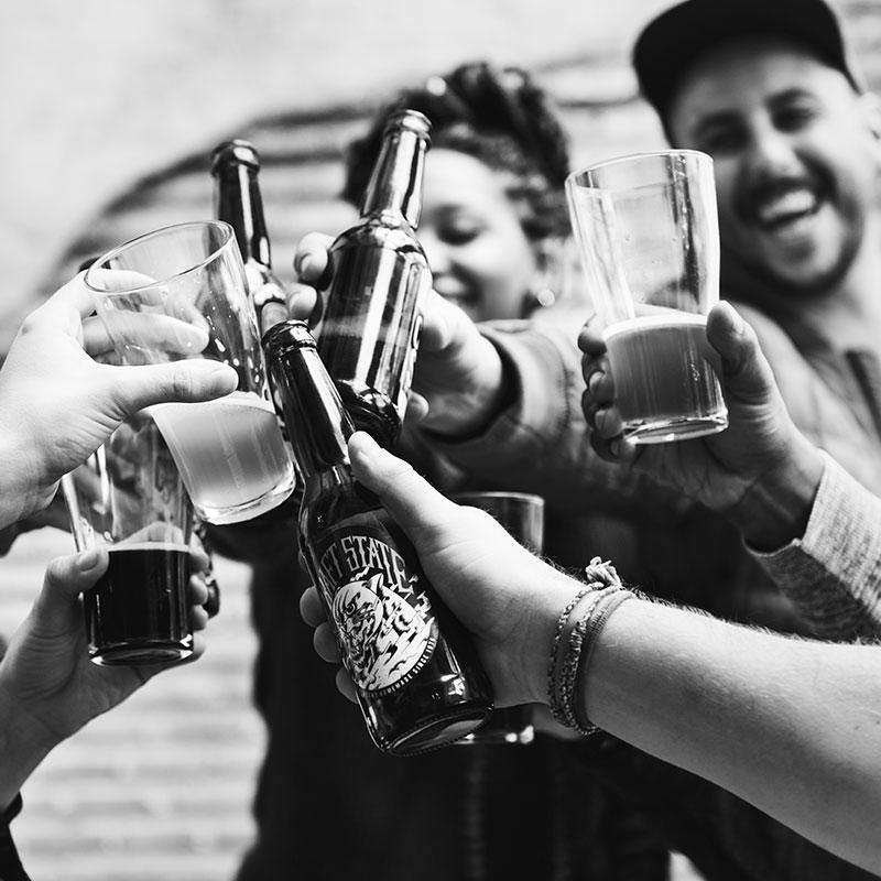 Bourbon Beers