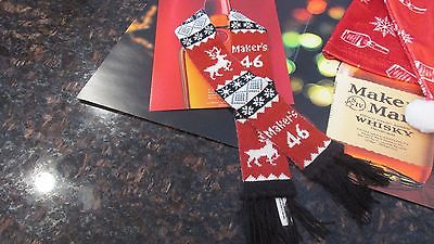 Makers Mark Ambassador Scarf