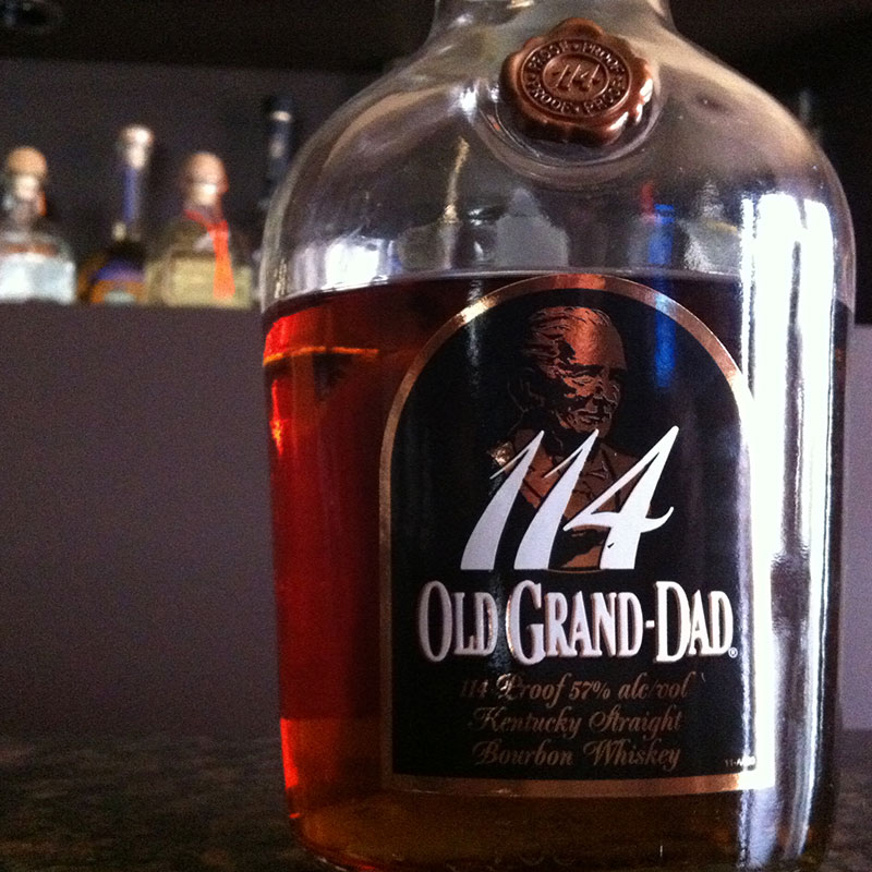Old-Grand-Dad-114-Bourbon