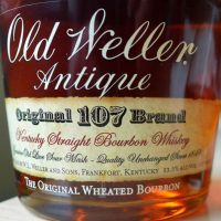Old Weller Antique 107 Review