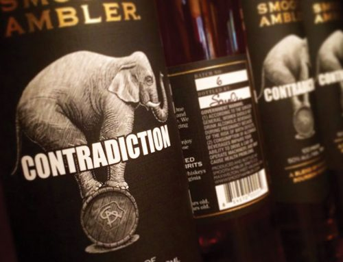 SMOOTH AMBLER CONTRADICTION BLENDED BOURBON REVIEW