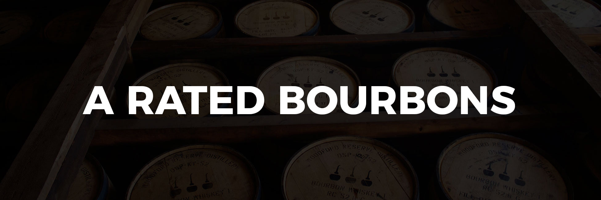 A Rated Bourbon