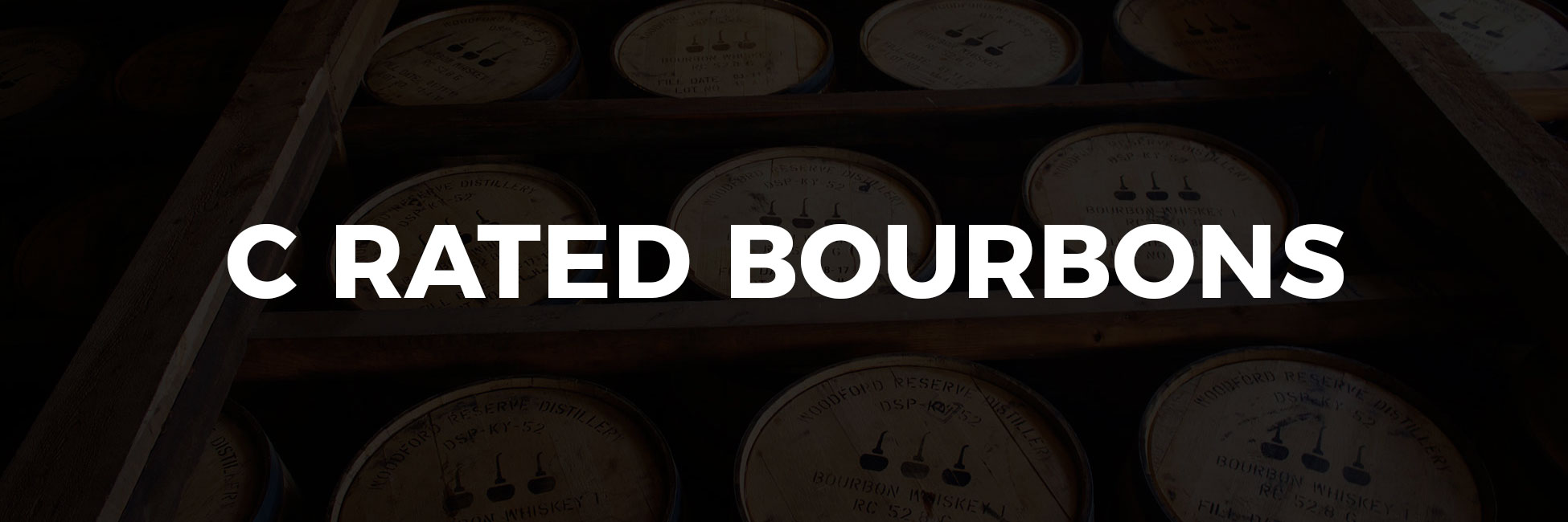 C Rated Bourbons