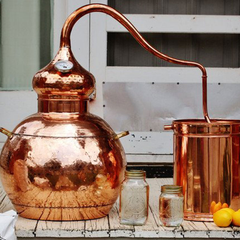 How To Make Bourbon At Home